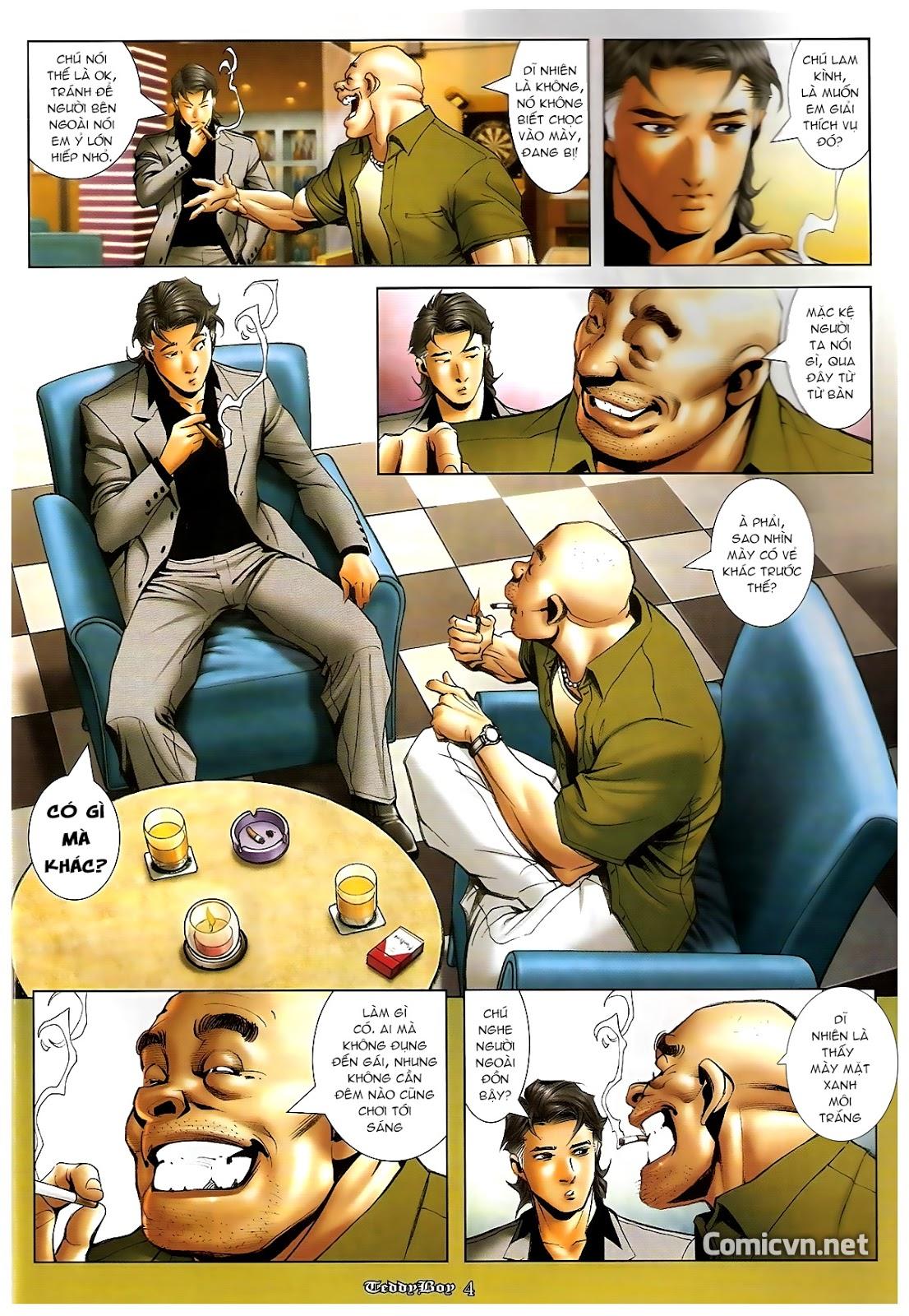 Người Trong Giang Hồ - Chapter 1208: Không nhìn lầm - Pic 3