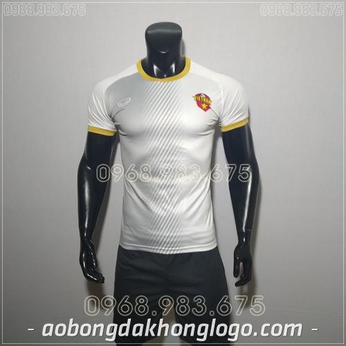 Áo việt nam Fifa 4 màu trắng