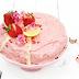 Lemon & Strawberry Jam Cake