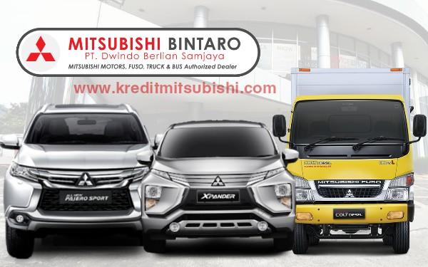 Mitsubishi Dwindo Bintaro