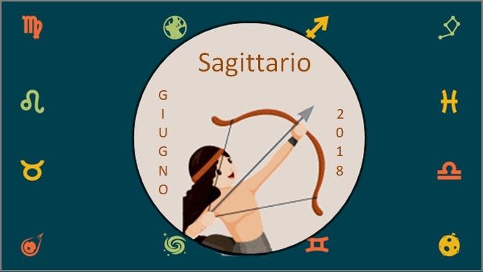 Oroscopo giugno 2018 Sagittario
