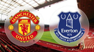 Susunan Pemain Manchester United vs Everton