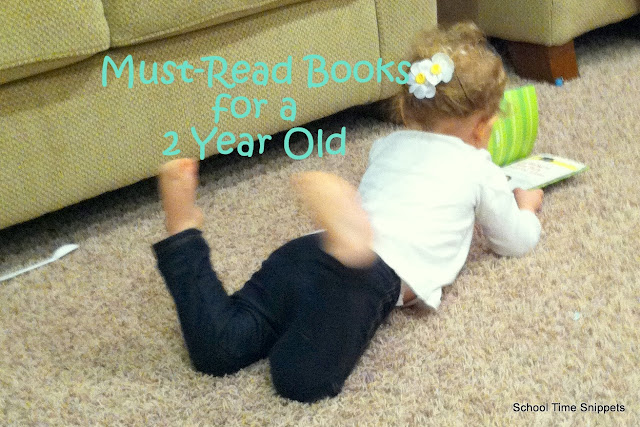 Favorite books for 2 year old