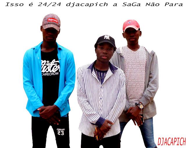 Djacapich - Coisa Séria