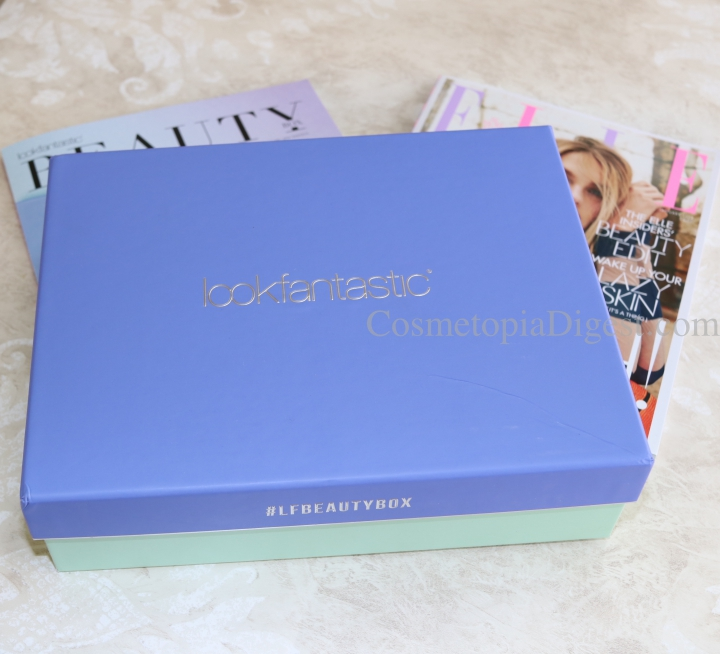 LookFantastic Beauty Box January 2018 Unboxing, Review, Contents