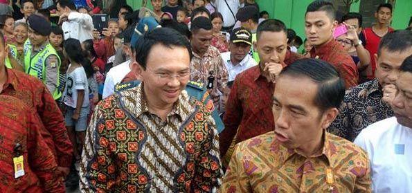 Jokowi Mulai Tinggalkan Ahok dan Pendukungnya! Ini Isyaratnya