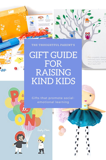 Gift Guide for Raising Kind Kids