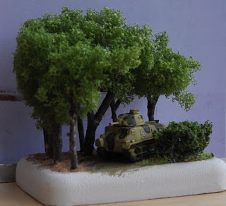 1/144 French tank