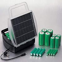 Baterai Tenaga Surya