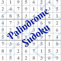 Palindrome Sudoku