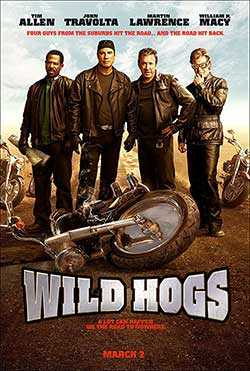 Wild Hogs 2007 Hindi Dubbed 300MB BluRay 480p at movies500.site