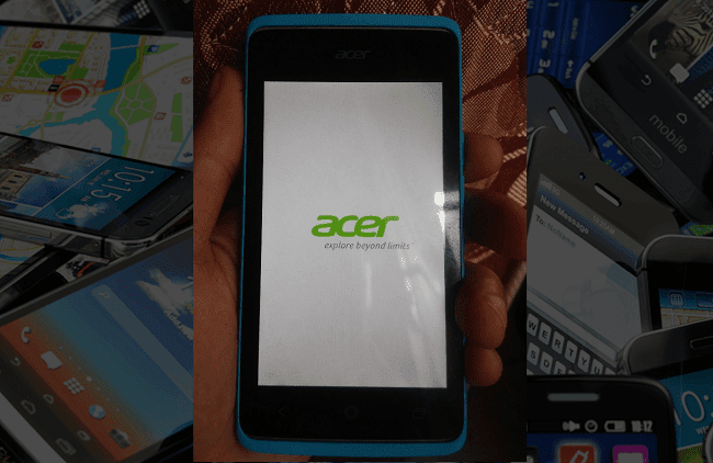 Tutorial Acer Liquid Z200 Dual SIM Bootloop