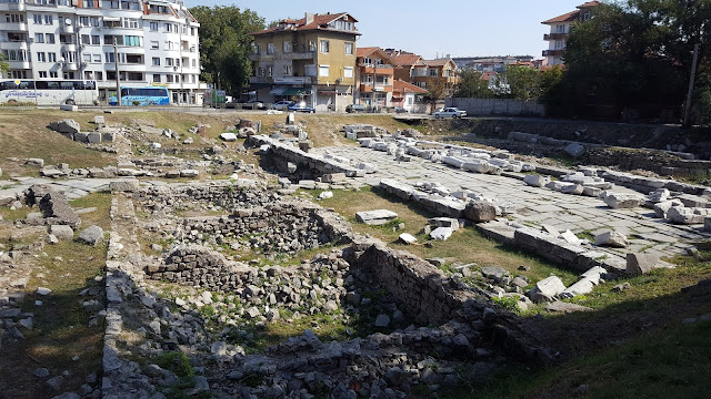 Excavations of Eastern Gate of Philippopolis in Bulgaria's Plovdiv begin