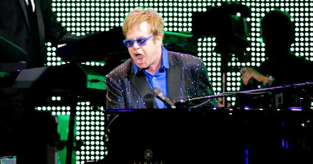 Sir Elton John în concert