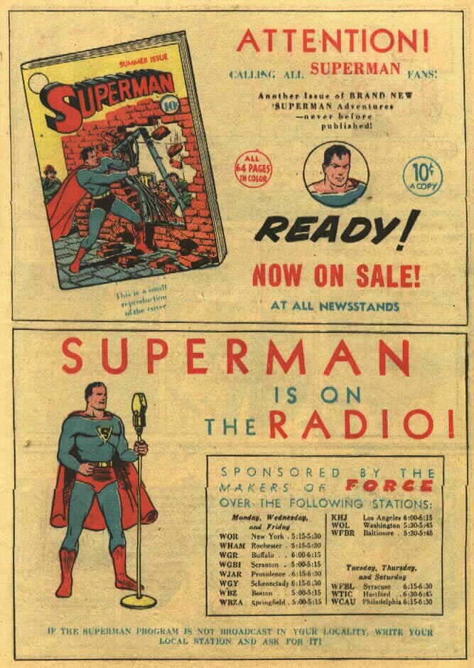 Read online Action Comics (1938) comic -  Issue #26 - 17