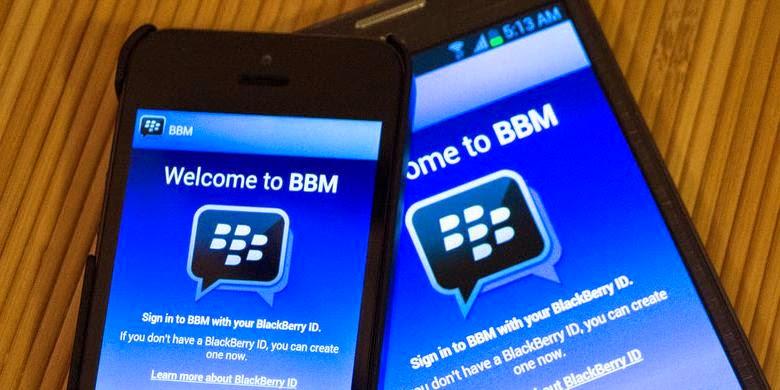 Smartphone Bisa BBM 2015