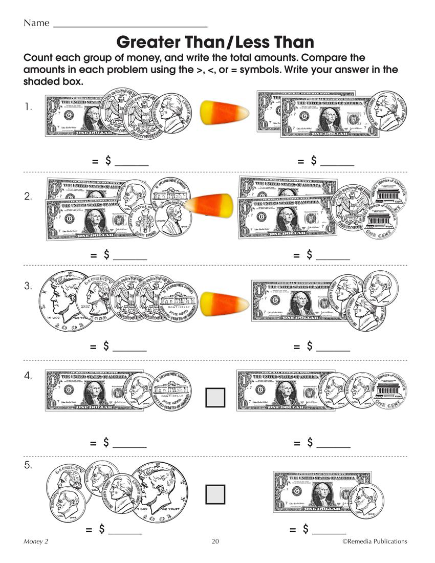 Printables Remedia Publications Free Worksheets remedia publications candy corn activities great thanless than blog