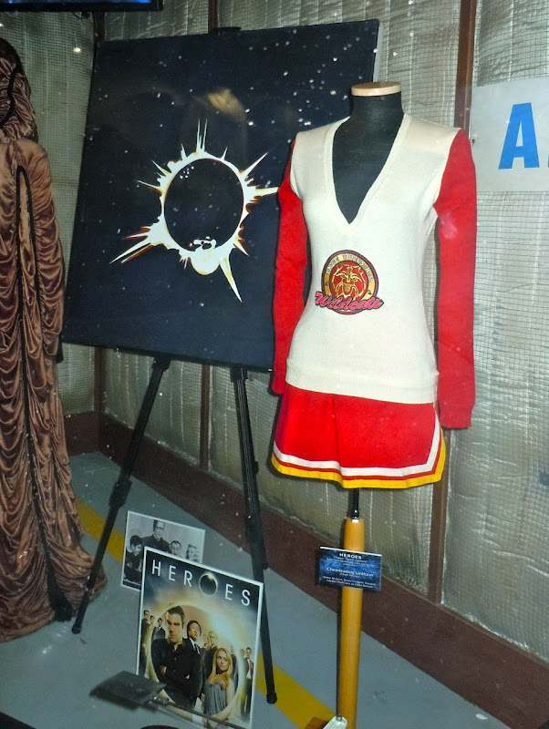 Heroes Claire Bennet cheerleader outfit