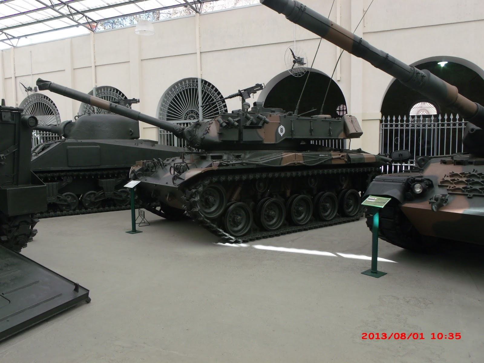 Car Lots In Kenner >> Vamos Ver no Pano Verde: Military Museum of Porto Alegre