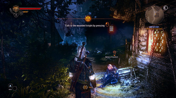 The Witcher 2 Assassins Of Kings Enhanced Edition PC Free Download Screenshot 1