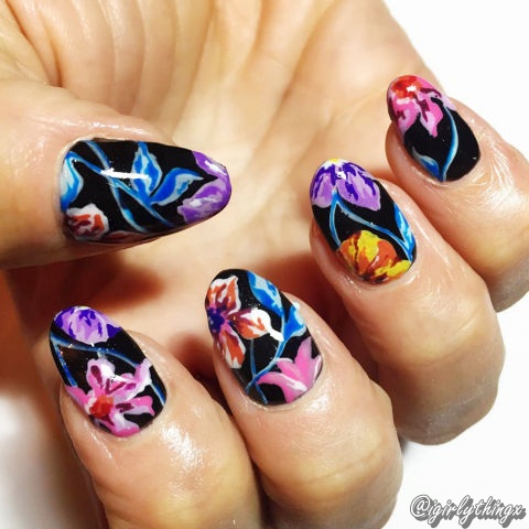 12 Nail Art Ideas You Must To Try This Summer Igirlythingx