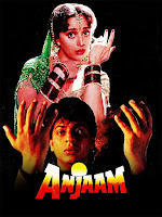 Anjaam (1994) Full Movie Hindi 720p HDRip ESubs Download