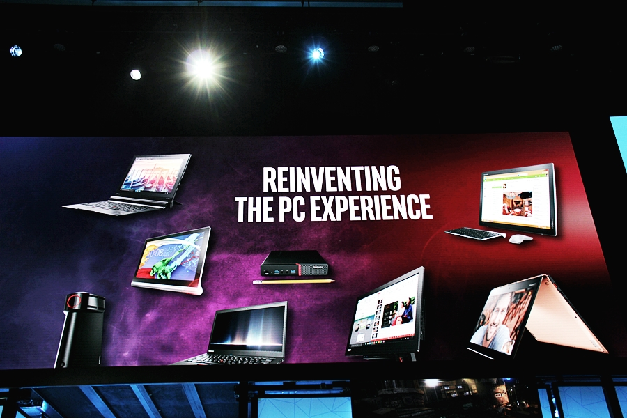 reiniventong the pc experience
