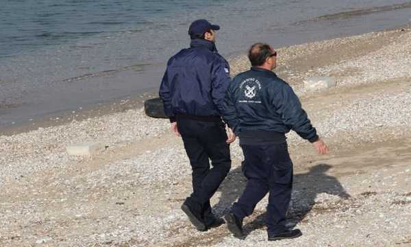 Πτώμα σε προχωρημένη σήψη εντοπίστηκε σε παραλία της Χαλκίδας