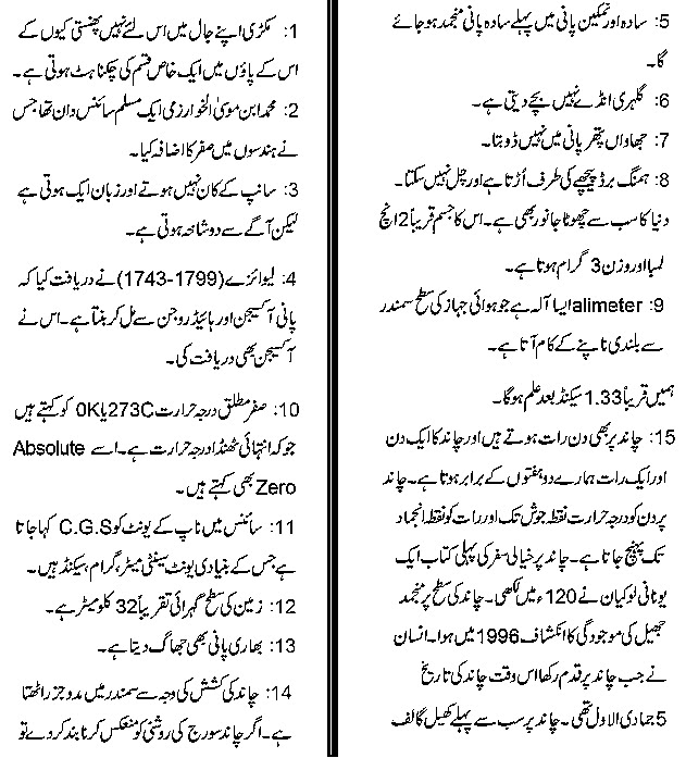 Islamic Quiz Questions And Answers In Urdu Pdf