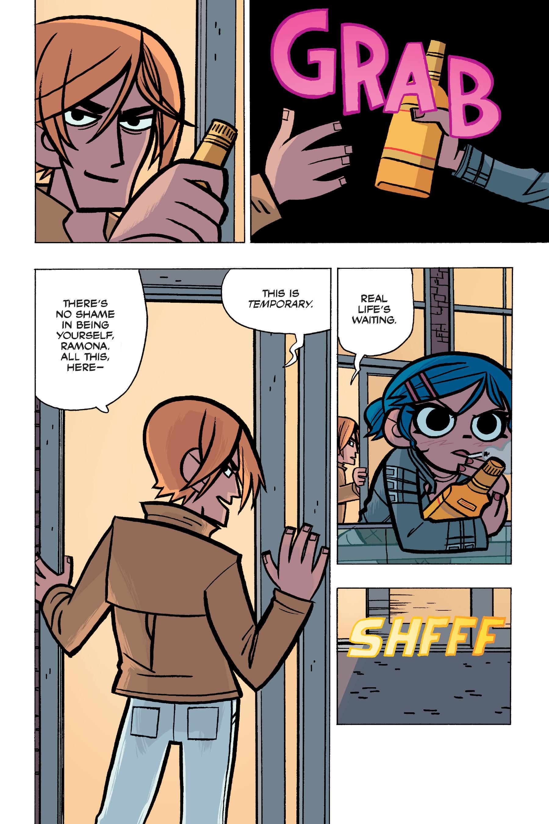 Read online Scott Pilgrim comic -  Issue #5 - 85