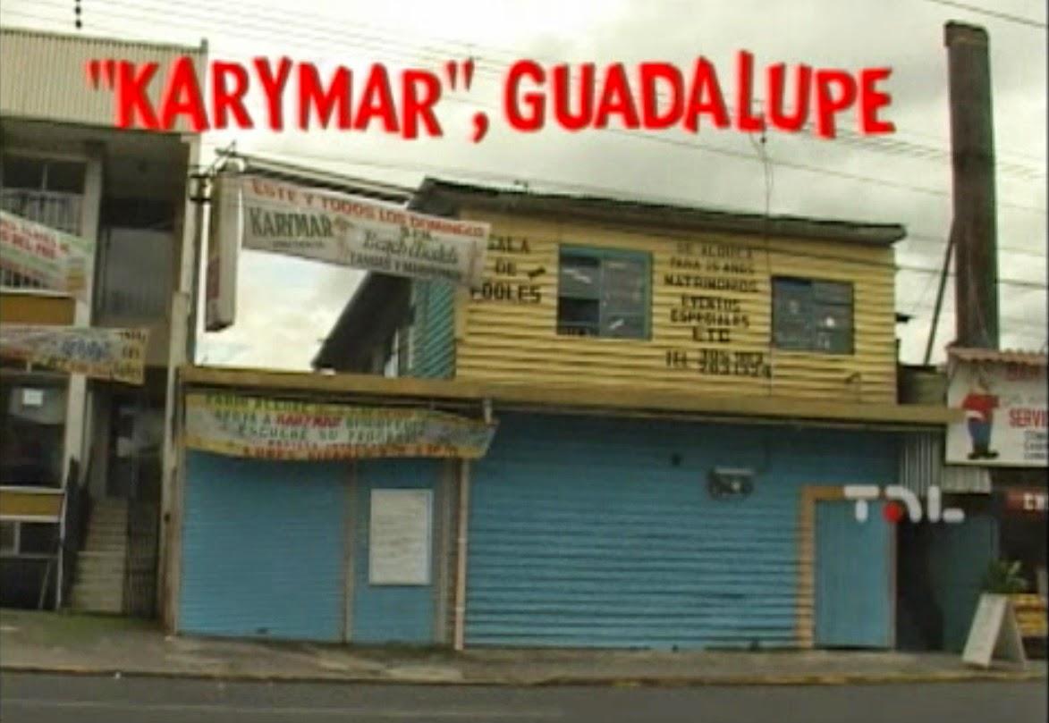 salon karymar en guadalupe swing criollo y bolero