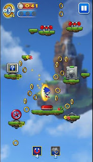 Download Gratis Sonic Jump v2.0.2 Apk