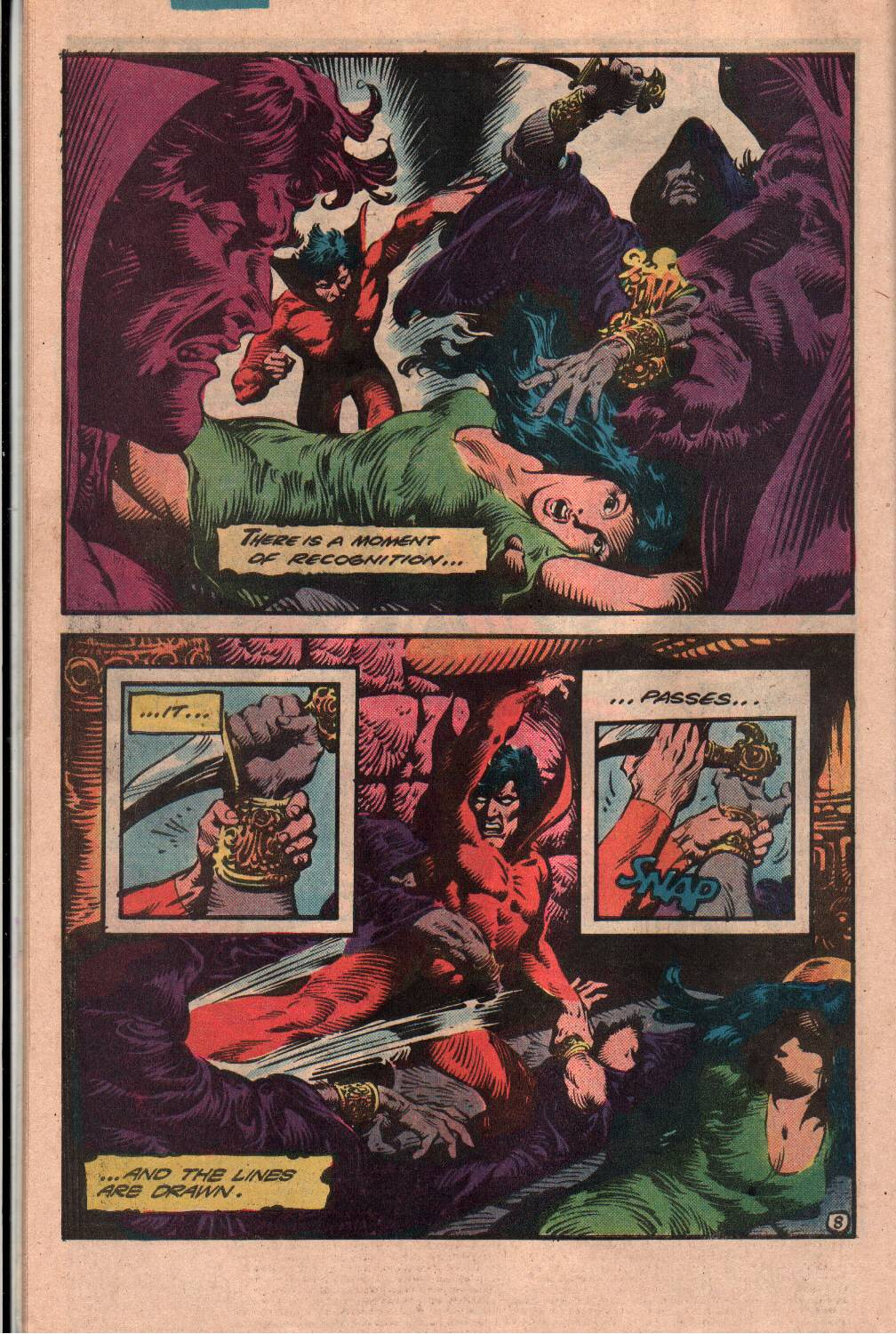 Read online The Fly (1983) comic -  Issue #7 - 25