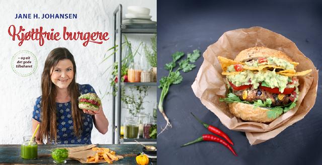 Kokkekurs Vegansk Burgerkurs Kjøttfrie Burgere Veganmisjonen Jane H. Johansen