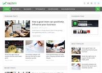Fastify adalah template blogger yang kuat dalam hal menghasilkan uang dari adsense, karena ia datang dengan beberapa area strategis untuk menambahkan iklan Anda.
