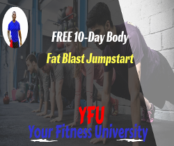 10-Day Body Fat Blast