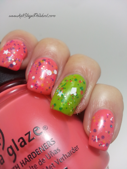 Glitter Daze: Life is But a Breeze | China Glaze Surreal Appeal