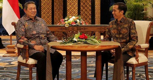 Roy Suryo blak-blakan Bicara tentang SBY dan Jokowi