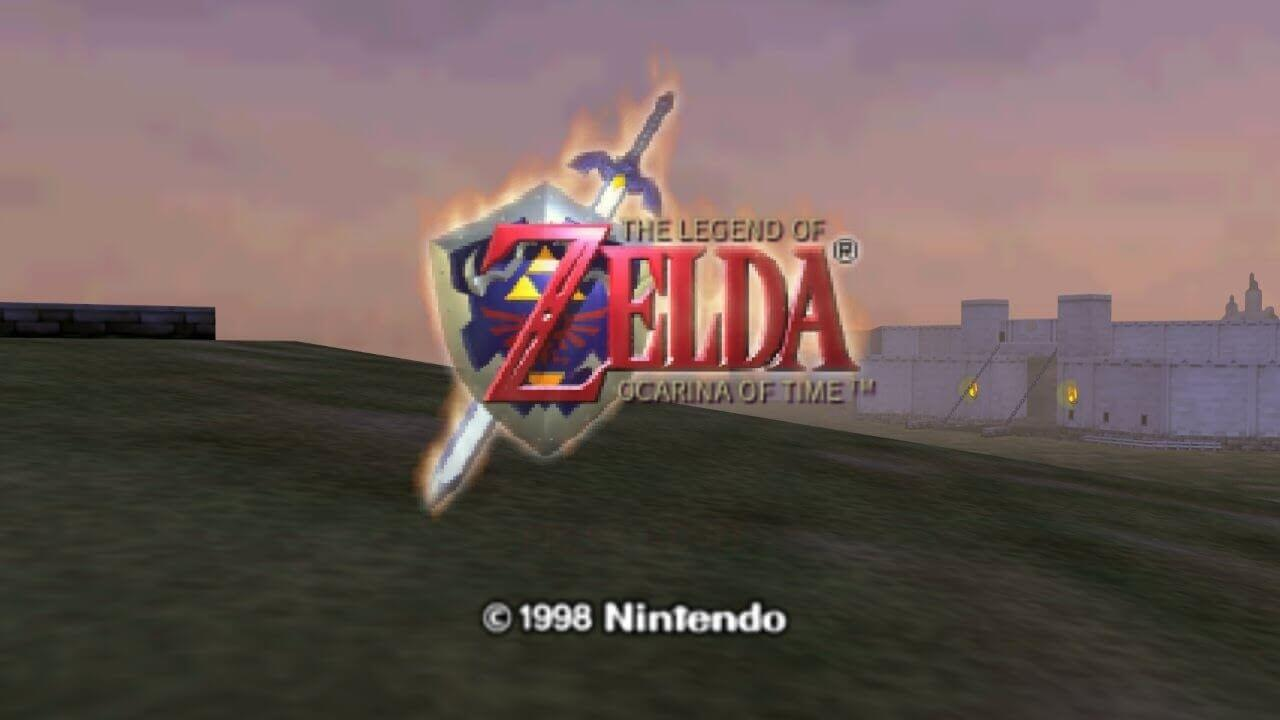 The Legend of Zelda: Ocarina OF Time 20th Anniversary