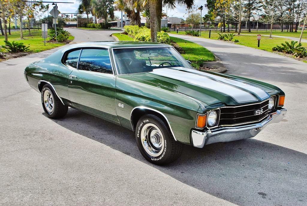 2016 Ford Bronco >> All American Classic Cars: 1972 Chevrolet Chevelle Malibu ...