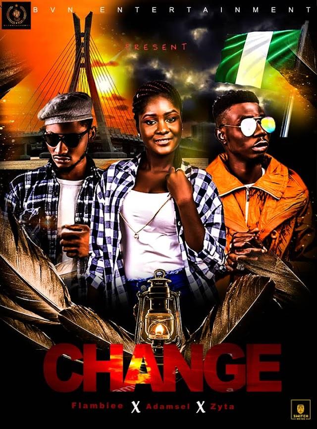 Music: Zyta X Adamsel x Flamibee—Change