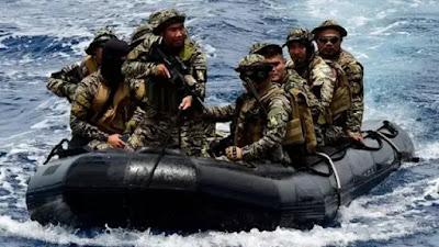 TNI, Militer AS, Negara Asia Tenggara dan Selatan Gelar Latihan Kesiapsiagaan Maritim