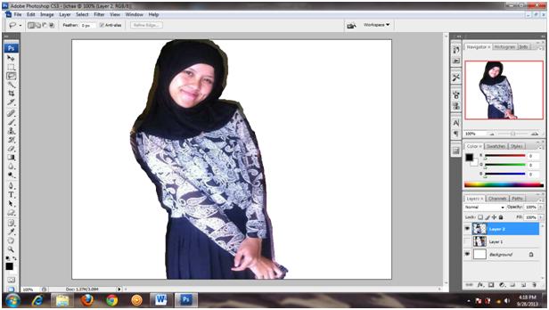 Cara Edit Foto dengan Adobe Photoshop | Aplikasi Komputer
