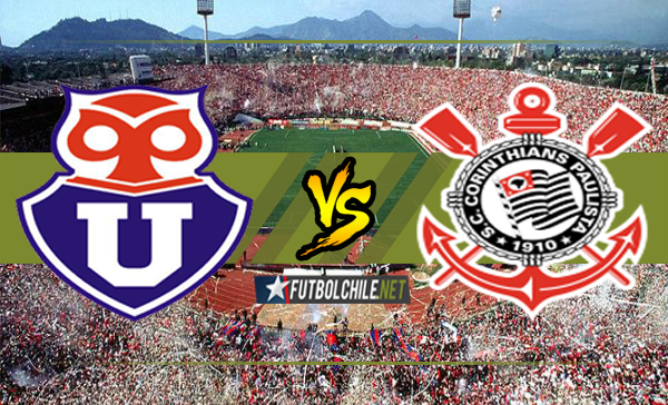 Universidad de Chile vs Corinthians