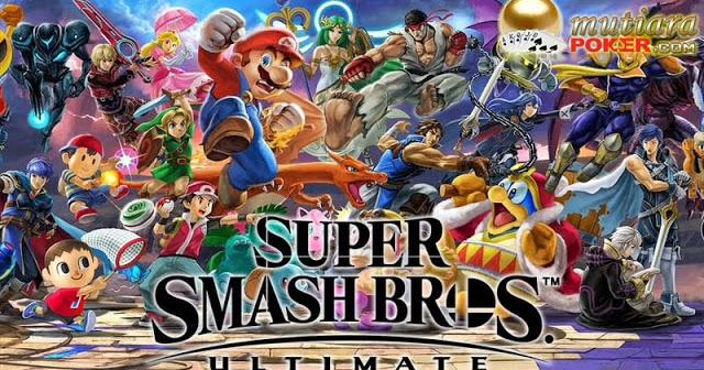 Game Super Smash Bros Ultimate Sudah Kena Bajak, Belum
