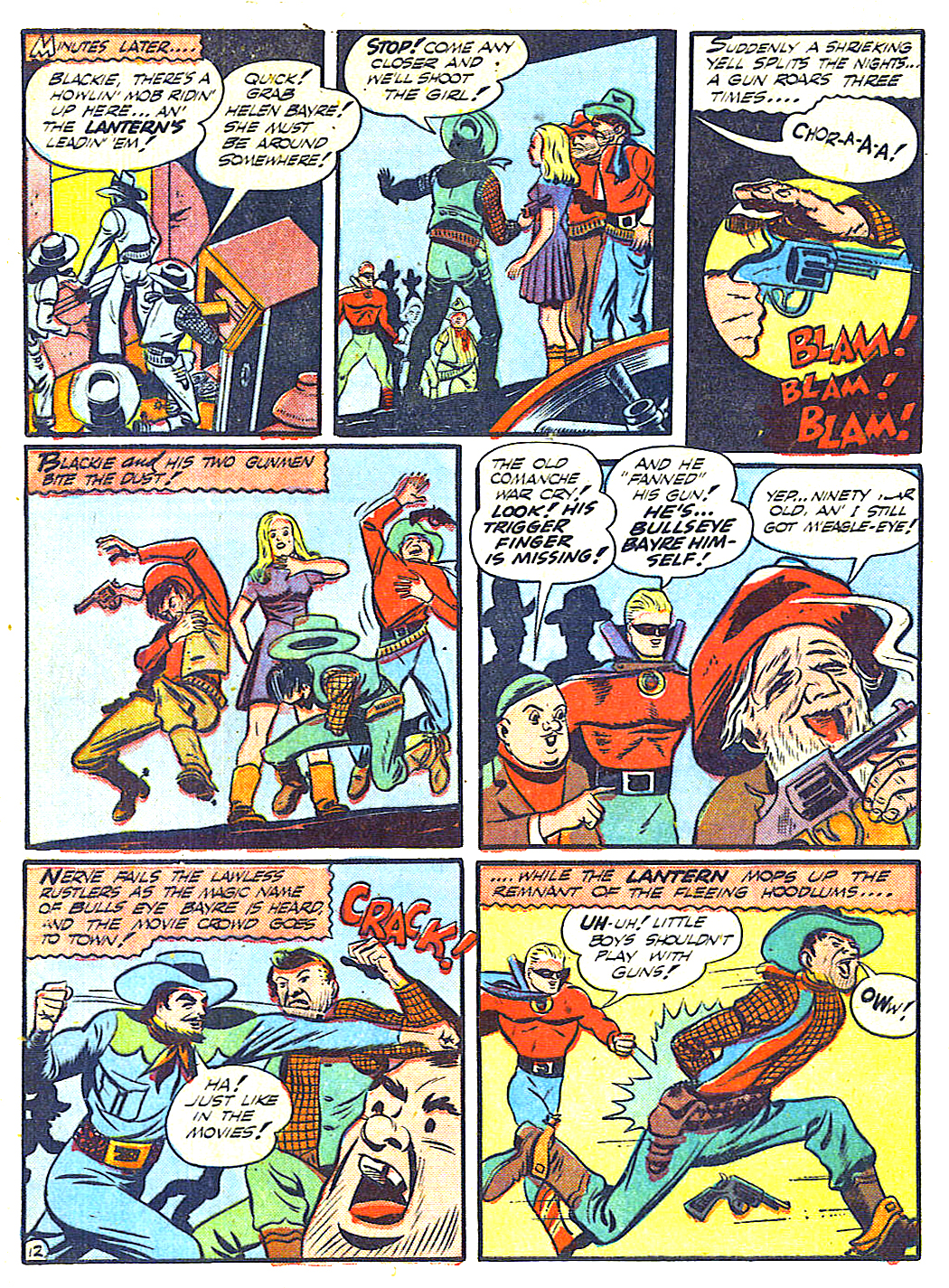 Read online All-American Comics (1939) comic -  Issue #50 - 14