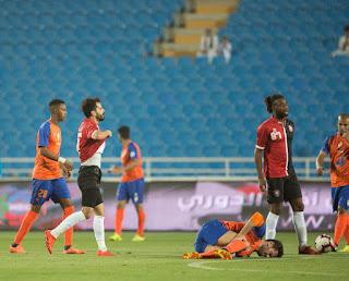 موعد مباراة الرائد والفيحاء السبت 28-09-2019 في الدوري السعودي