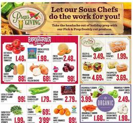Lowes Foods Weekly Ad November 15 - 21, 2018 Black Friday