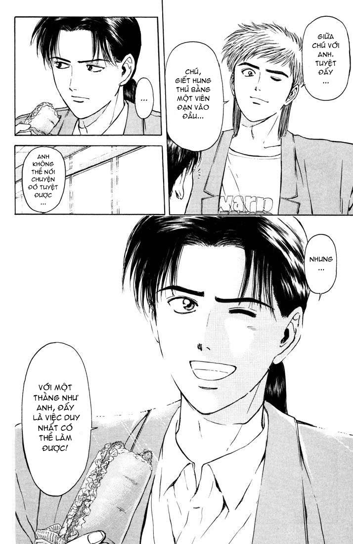 Psychometrer Eiji chapter 54 trang 11