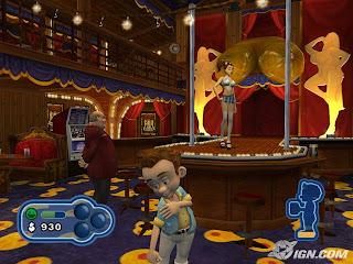 Leisure Suit Larry: Magna Cum Laude (PS2) 2004